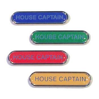 HOUSE CAPTAIN badge